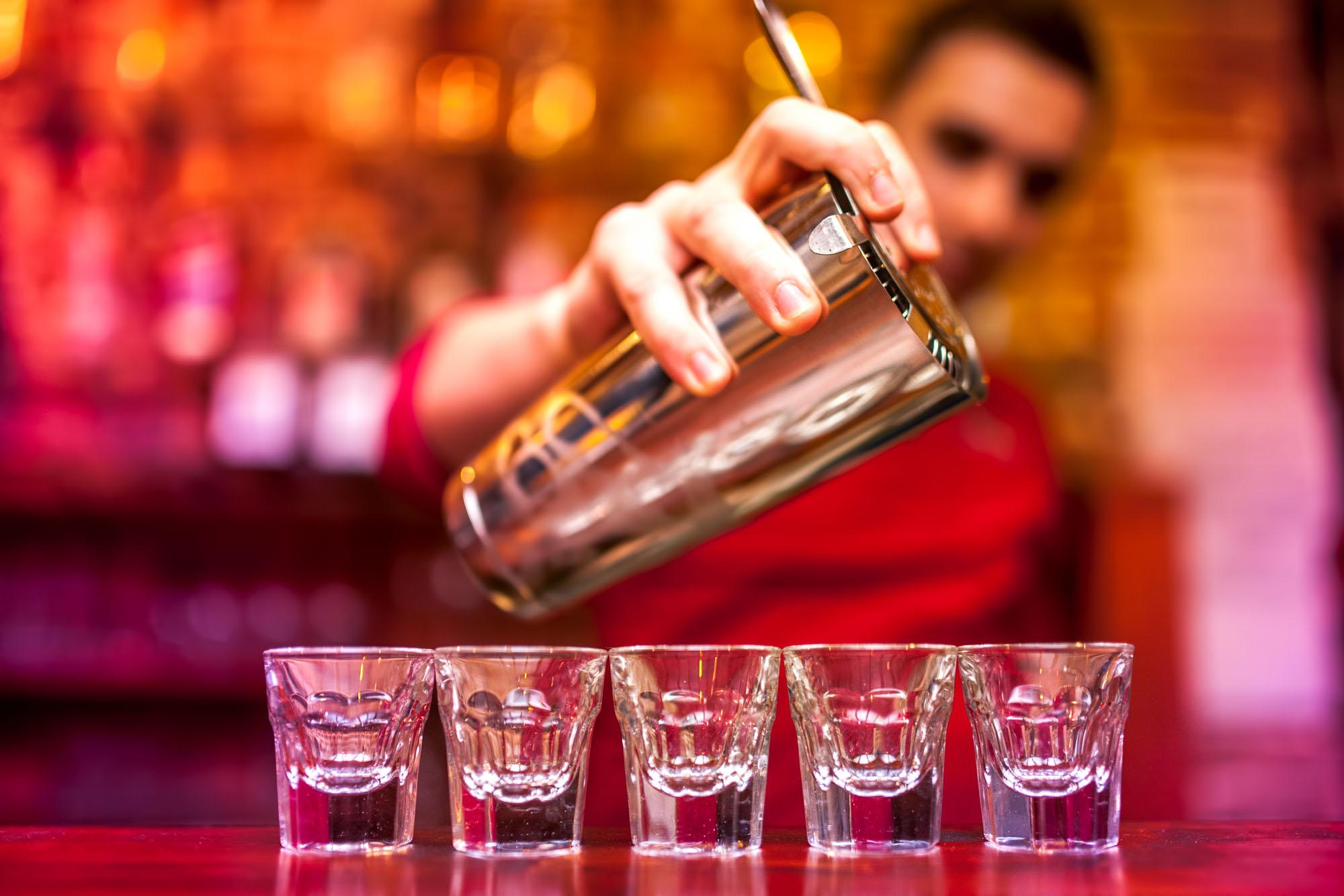 Zajímavá zkušenost s barmanem