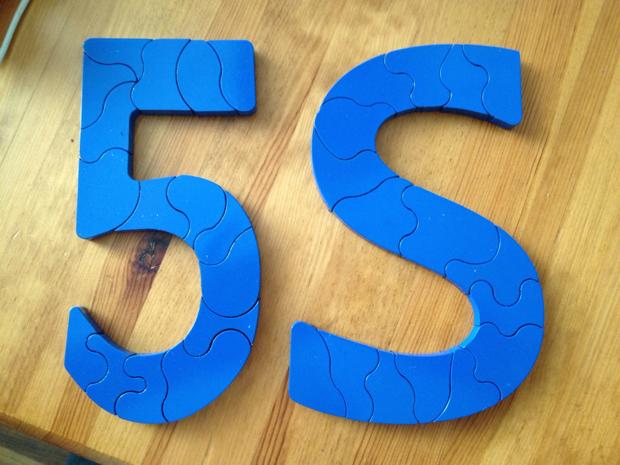 Proč děláme 5S?